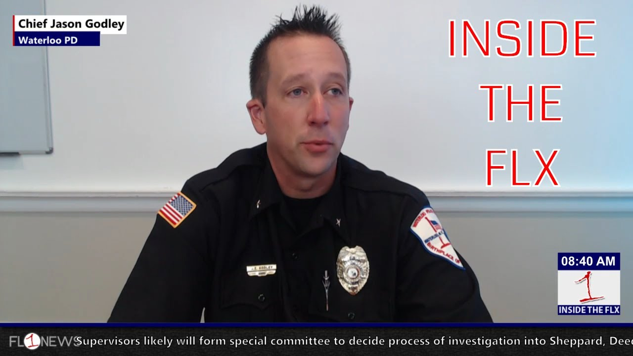 Tall Cop Presentation with Menzo Case, Terri Bavis, & Jason Godley .::. Inside the FLX 9/27/18