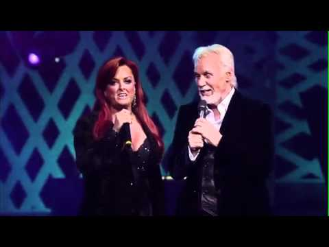Kenny Rogers & Wynonna Judd - 'Don't Fall In Love With A Dreamer' LIVE