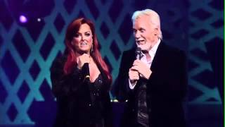 Kenny Rogers & Wynonna Judd 'don't Fall In Love With A Dreamer' Live