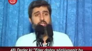 Yunus Suresi Tefsiri | Ayet 46-53 | Alparslan KUYTUL Hocaefendi | 21 Eylül 2007