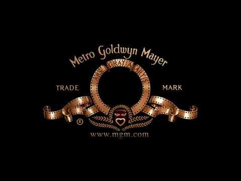 MGM Metro Goldwyn Mayer Lions
