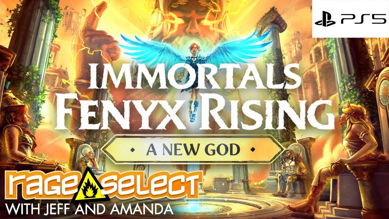 Immortals: Fenyx Rising - A New God (The Dojo) Let's Play