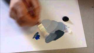 Cours beaux arts : Couleur primaire et couleur secondaire partie 2