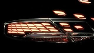 2018 Mercedes S Class Coupe & Convertible - OLED Lights