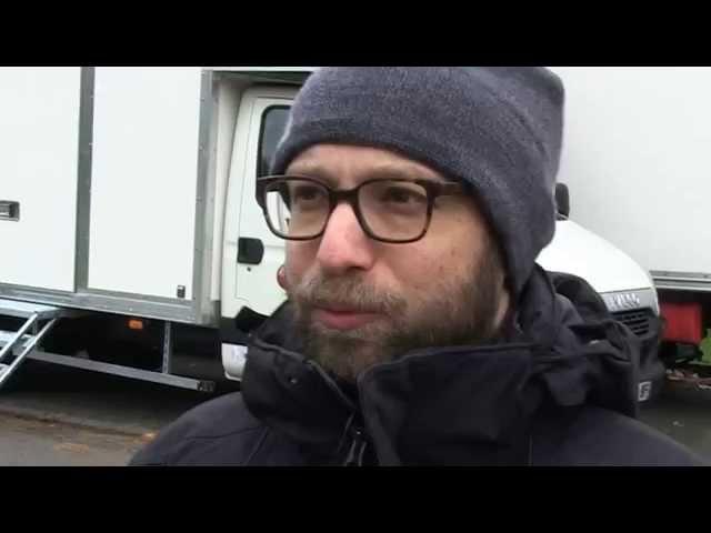 Vidéo Tournage d'un film en bord de Marne à Saint-Maur-des-Fossés
