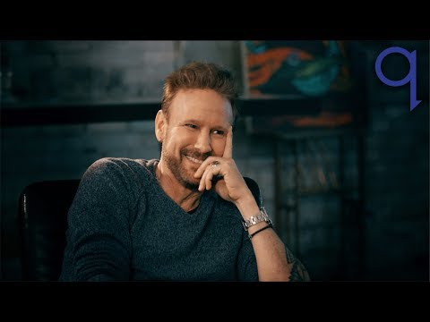 Corey Hart on stepping away from the spotlight and why he's now making his return