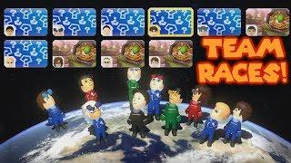 Mario Kart 8 Deluxe Team Races Part 2/2