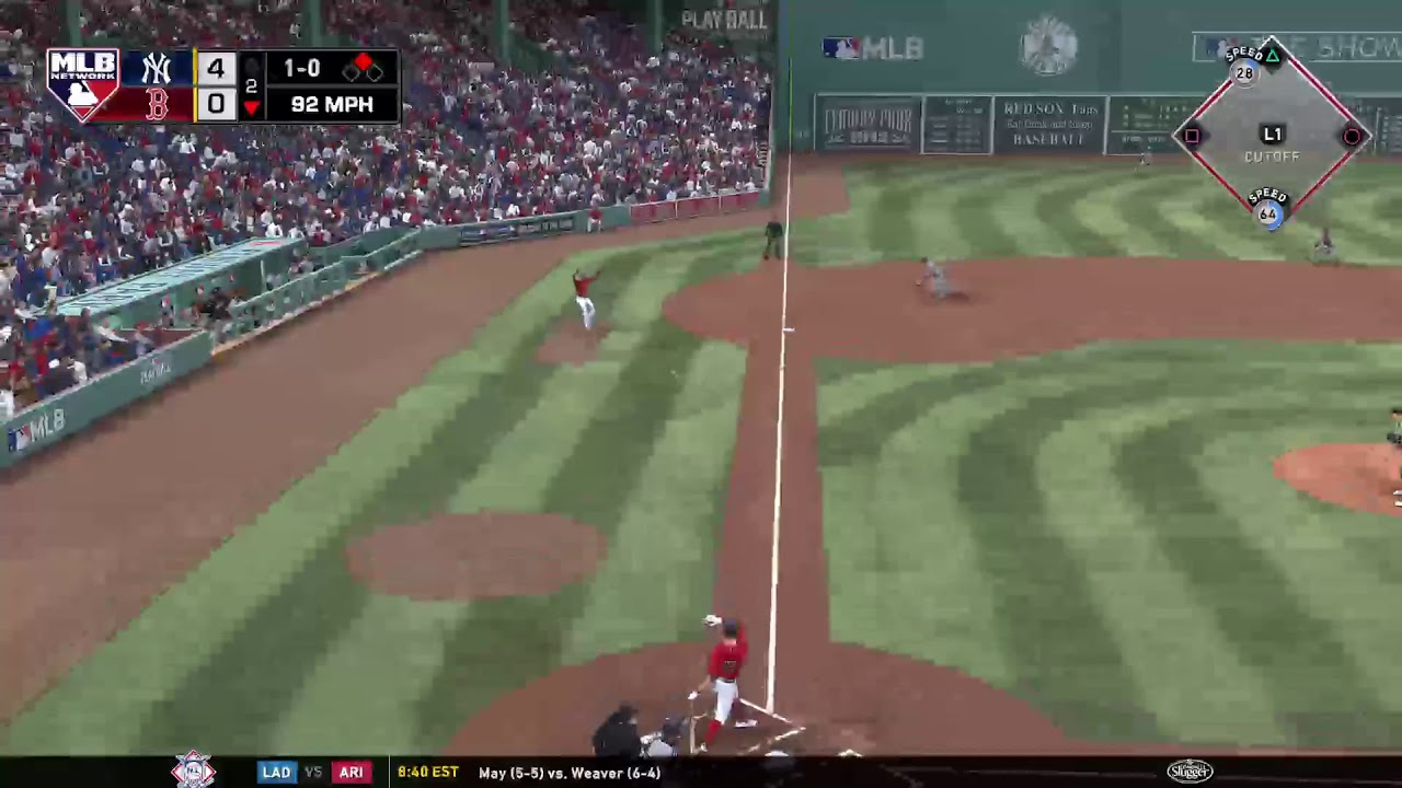 MLB 20 The Show: Dustin Pedroia returns for 2020 Debut as James Paxton faces Martin Perez on MLBN