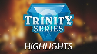 Hearthstone - Funny and Lucky Moments: Trinity Series