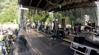 Born From Pain - Rockstadt Extreme Fest 2014   HD