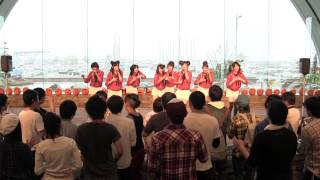 2011/10/23 (多分)PM14:40~ ウイングベイ小樽 *フルーティー登場の頭 ...