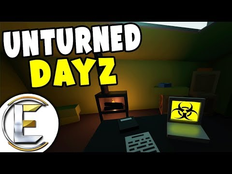 1% Of The Population Left! - Unturned Dayz RP Survival EP 4 (Find Angry Survivors) thumbnail