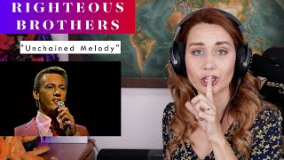 """Righteous Brothers """"Unchained Melody"""" REACTION & ANALYSIS by Vocal Coach / Opera Singer"""