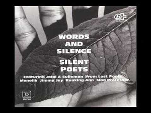 Silent Poets featuring Ranking Ann - Shalom