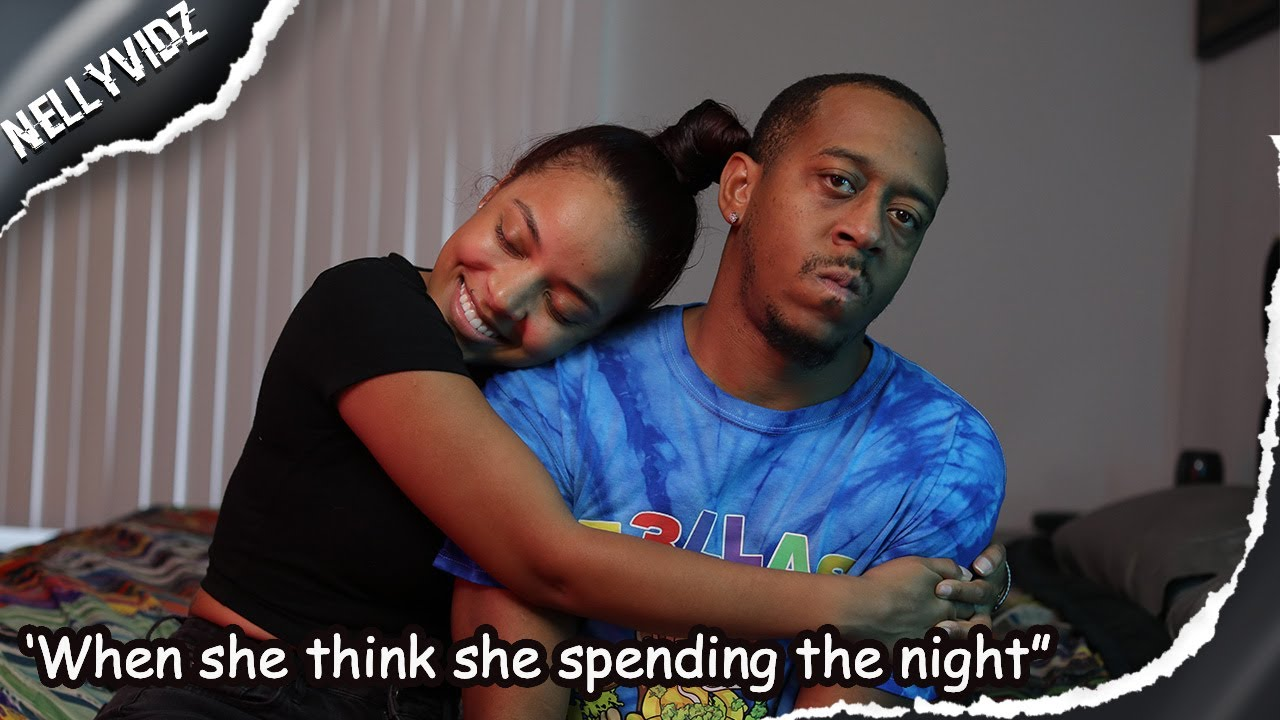 """Download """"When she think she spending the night""""  Comedy skit"""