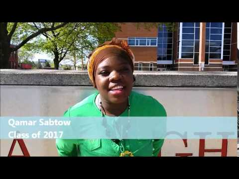 Bunker Hill Community College Talent Search Video Entry