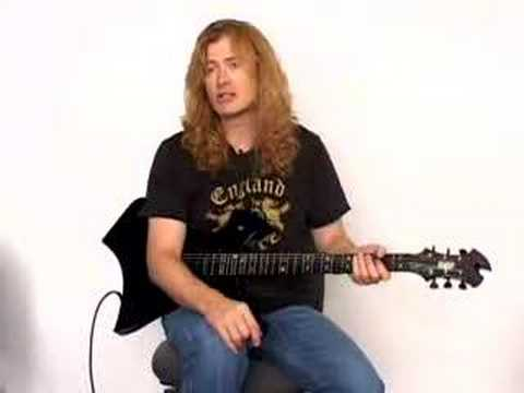 Dave Mustaine - Guitar One Interview