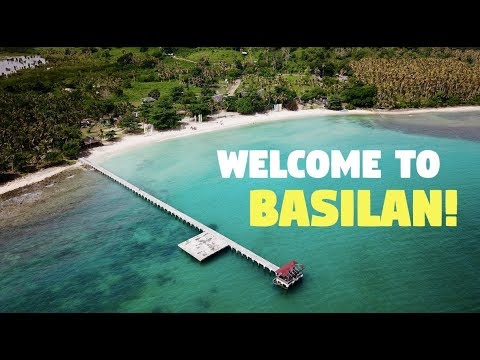 CANADIANS IN BASILAN | THE PHILIPPINES BEACH I LOVE (BecomingFilipino, Malamawi)
