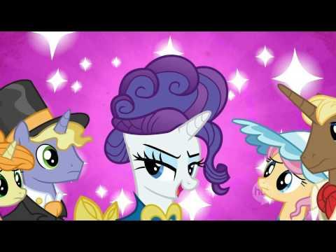 Слушать песню Мои маленкие пони Дружба это чудо - рарити я пример для пони на русском