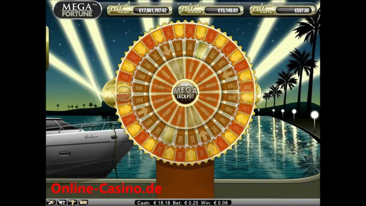 online casino poker mega fortune