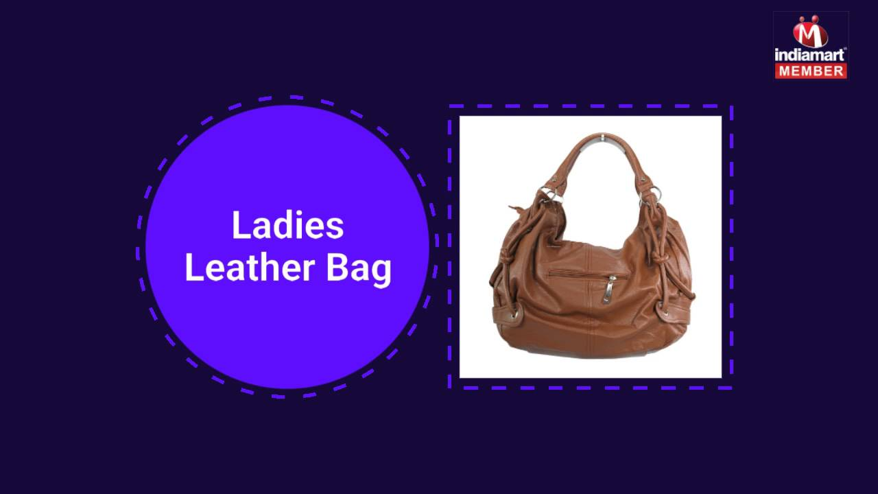 Leather Products And Sports Bag By Shreyash Goods Pvt Ltd Solid State Relay Kolkata Mumbai Youtube