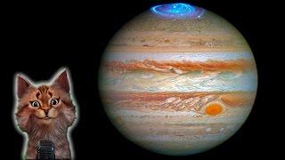 Наука для детей Космос  | Юпитер | Семен Ученый