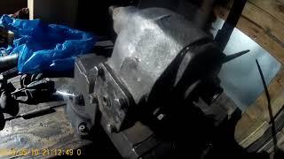 Рулевой редуктор УАЗ 469