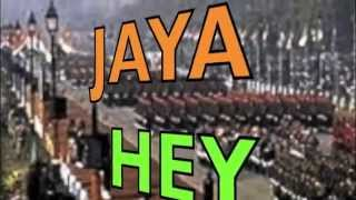 New Fusion - JANA GANA MANA...India Republic Day-2013..National Anthem..from New York,USA.