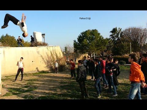 Parkour Syria // Parkour Damascus Team - Vogel im Kafig