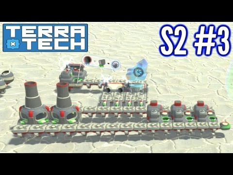 Terratech | Ep3 S2 | Mini Crafting Base!! | Terratech 0.7.4 Gameplay!