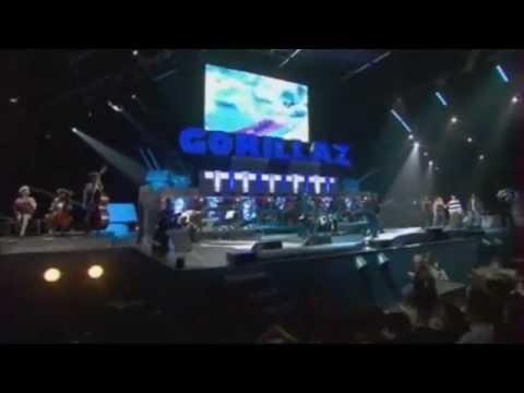 Gorillaz - Clint Eastwood (Live @ La Musicale)