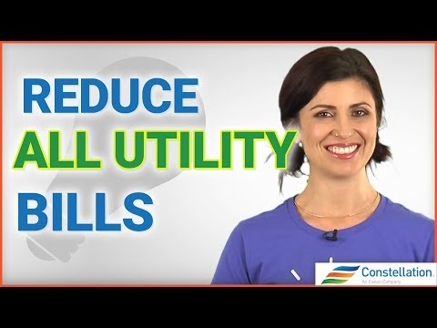 How to Lower Your Energy Use QUICKLY - Be More Energy Efficient