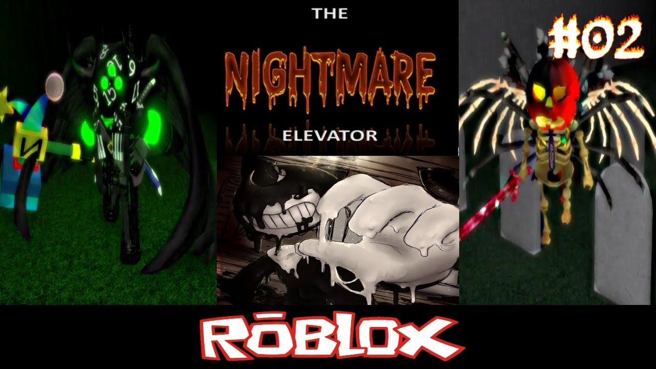 The Nightmare Elevator By Bigpower1017 Roblox Youtube - The Nightmare Elevator Part 2 By Bigpower1017 Roblox Youtube