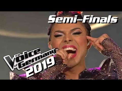 Elton John - I'm Still Standing (Oxa)   The Voice Of Germany 2019   Semi-Finals