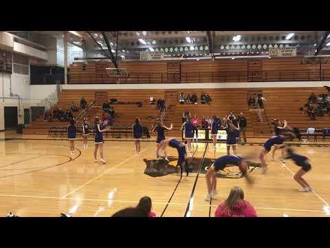 Jay Stream Middle School Cheer