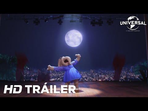 ver ¡Canta! (Sing) Trailer Oficial HD