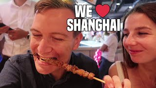 FIRST IMPRESSIONS OF SHANGHAI (The Bund & Food Court!)   China Travel