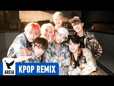 BTS - Fire | Areia Kpop Fusion #5 방탄소년단 _ 불타오르네 EDM Remix