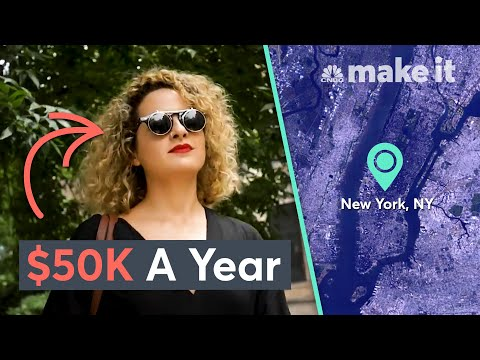 Living On $50K A Year In NYC – Millennial Money