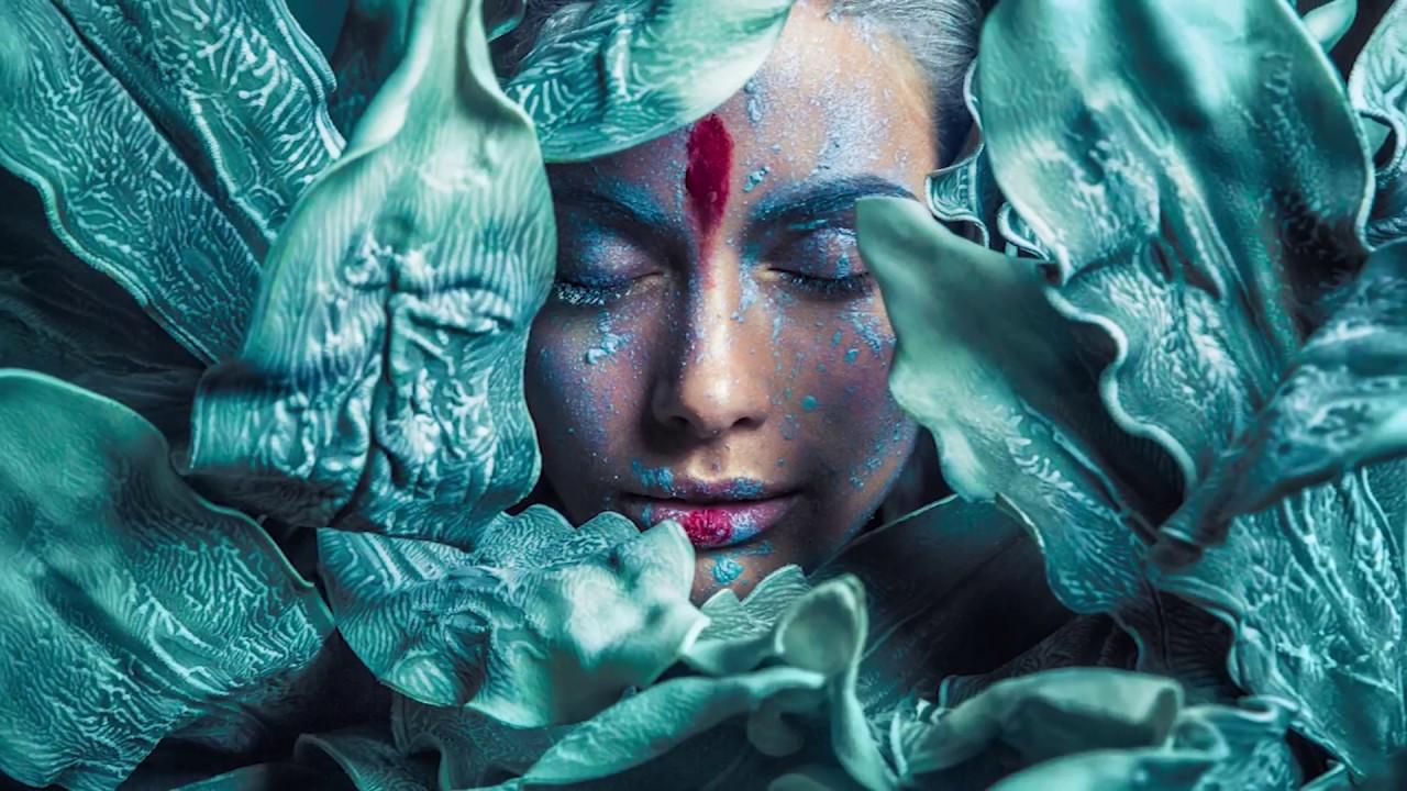 Kreative Beauty Fotografie im Studio  YouTube