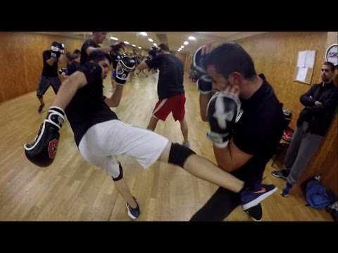 Secure® Israeli Training Method | High Intense Krav Maga Training