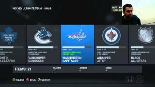 First NHL 16 HUT Stream.