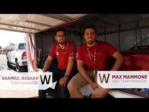 Western Sydney Solar Team Vlog 1