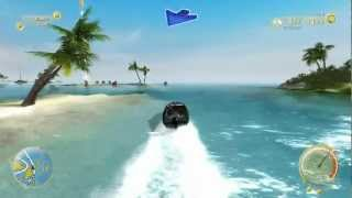 Aquadelic Powerboat GT - Gameplay Race + Mission
