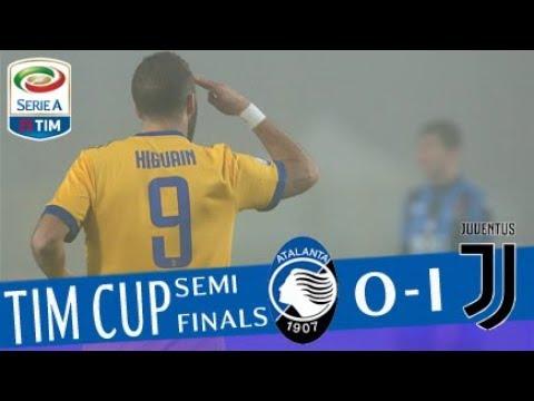 Atalanta - Juventus 0-1 - Highlights - TIM Cup 2017/18