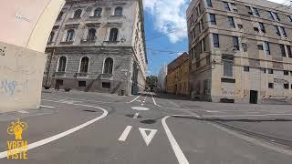 Pista 13 Victor Vlad Delamarina-  strada Sfantul Ioan - Piata Libertatii (intors)