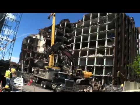 Demolition Boston