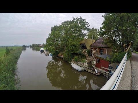 Hiking Fryslân - Countryside & villages of northwest Fryslân [August 30, 2015]