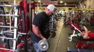 Phil Heath Biceps Workout