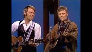 Glen Campbell, Merle Haggard, Johnny Cash + friends (Live 1972)